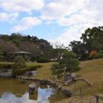 ★あけぼの山公園★日本庭園