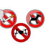 園内の喫煙・ペットの入園・ドローンの飛行は禁止しております