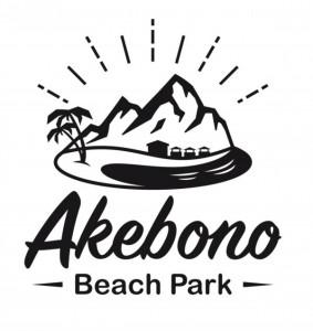 AKEBONO BEACH PARKロゴー